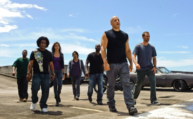 "#BOXOFFICE: ""FURIOUS 7″ HOLDS-ON A FOURTH WEEK AT #1"