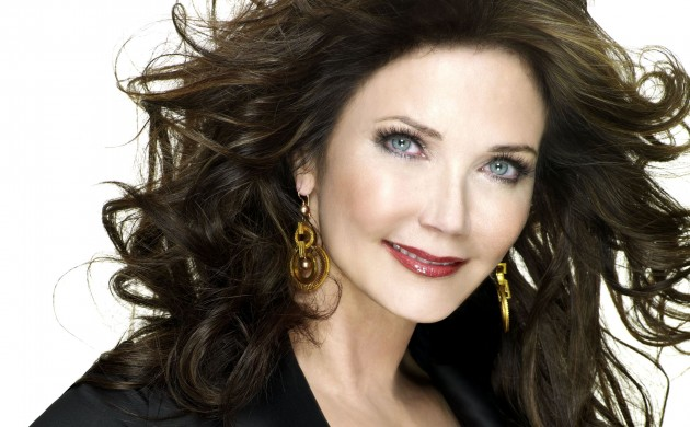 #SPOTTED LYNDA CARTER IN TORONTO AT RICHMOND HILL CENTRE FOR THE PERFORMING ARTS