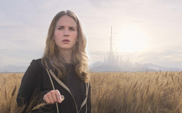 "#GIVEAWAY: ENTER TO WIN ADVANCE SCREENING PASSES TO SEE ""TOMORROWLAND"" ACROSS CANADA"