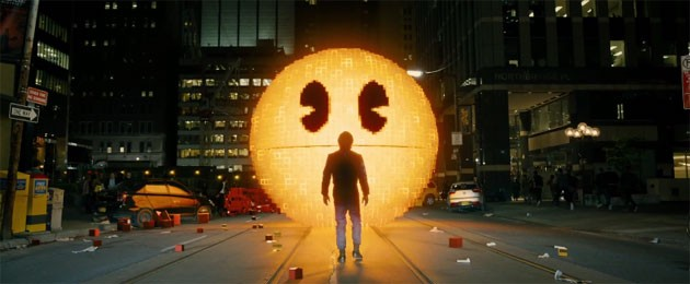 #FIRSTLOOK: PAC-MAN CELEBRATES 35TH BIRTHDAY THIS FRIDAY!
