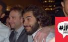 #SPOTTED: TREVOR NOAH + CHRIS HARDWICK IN TORONTO FOR JFL 42