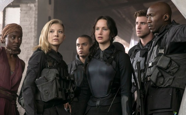 "#BOXOFFICE: ""MOCKINGJAY, PART 2″ ON-TOP WITH LOWEST DEBUT FOR FRANCHISE"