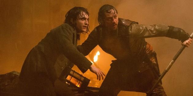 "#Review: ""Victor Frankenstein"""