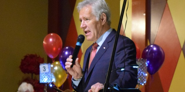 #SPOTTED: ALEX TREBEK IN TORONTO FOR FAMOUS PEOPLE PLAYERS FUNDRAISER