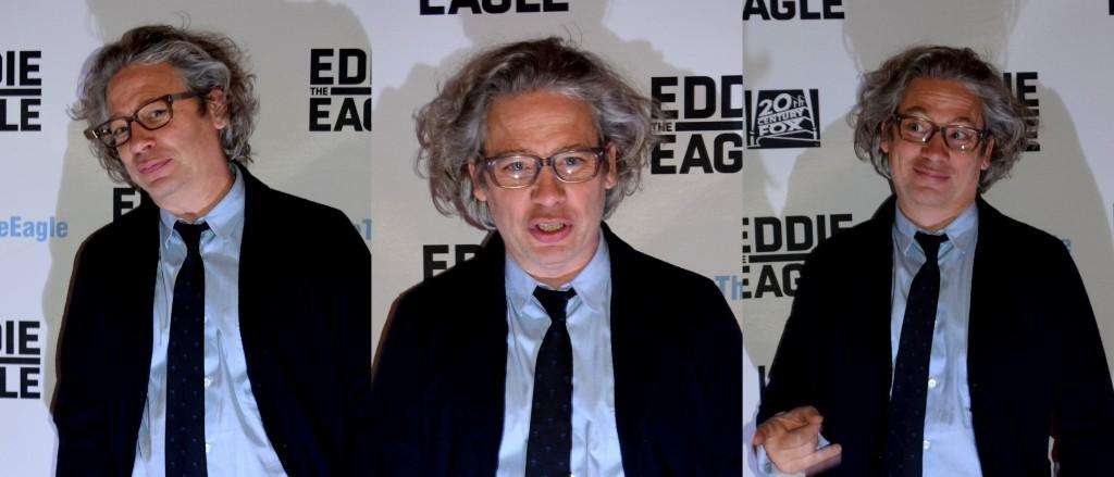 eddie and eagle