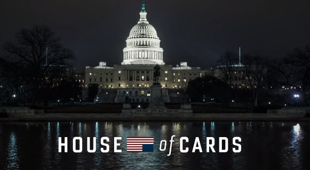 """#FIRSTLOOK: NEW TRAILER FOR SEASON 4 """"HOUSE OF CARDS"""""""