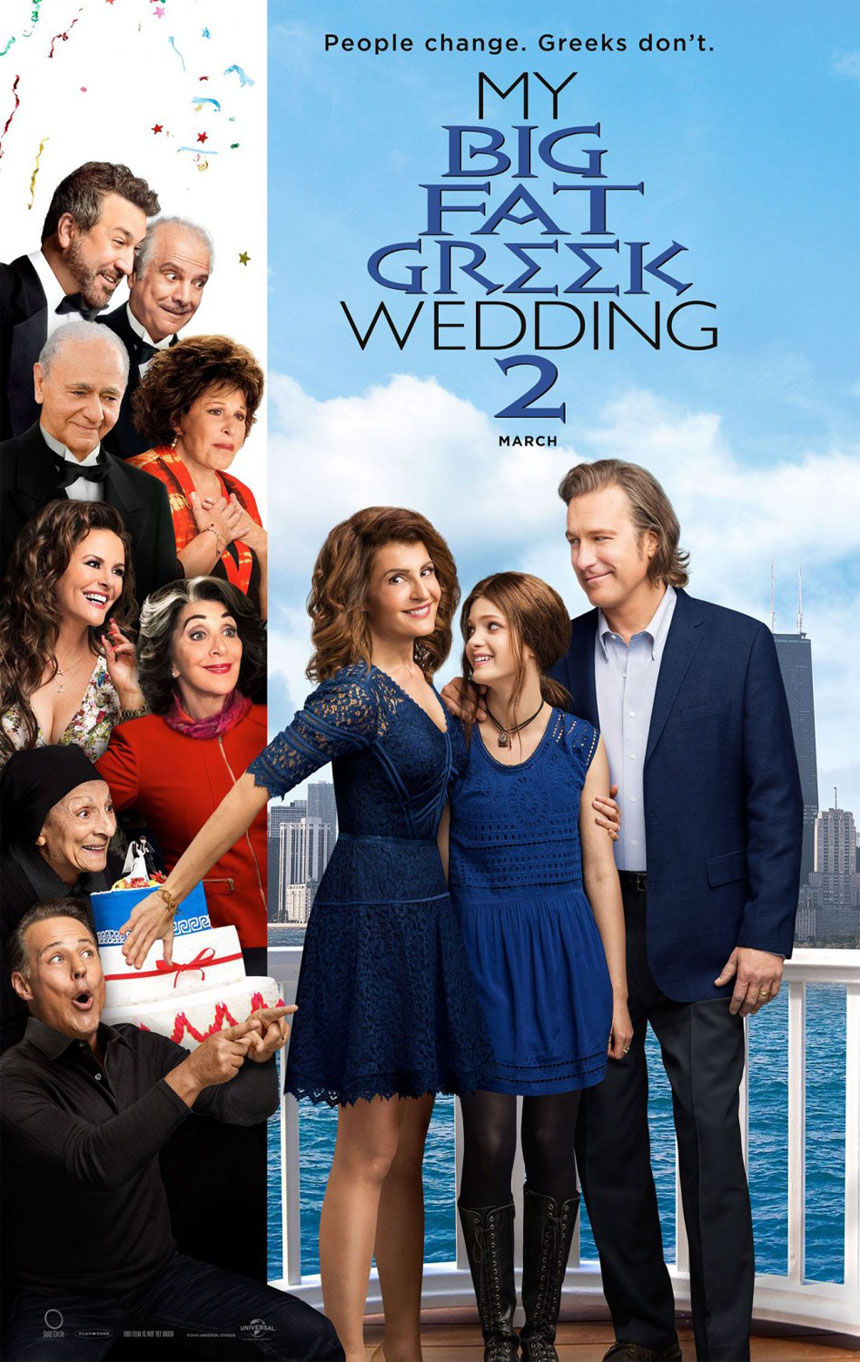 My Big Fat Greek Wedding Stars 24