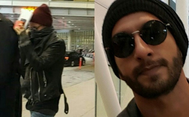 """#SPOTTED: RUBY ROSE + RANVEER SINGH IN TORONTO FOR """"XXX: THE RETURN OF XANDER CAGE"""""""