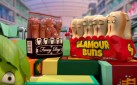 "#FIRSTLOOK: NEW RED-BAND TRAILER FOR ""SAUSAGE PARTY"""
