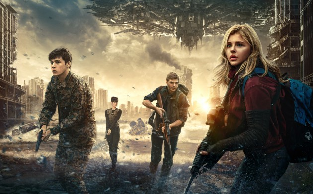 """#GIVEAWAY: ENTER TO WIN A """"THE 5TH WAVE"""" BOOK/DVD COMBO PACK"""