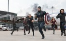 """#BOXOFFICE: """"CAPTAIN AMERICA"""" ON-TOP A SECOND WEEK"""