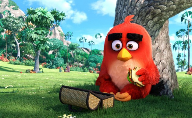 "#BOXOFFICE: ""THE ANGRY BIRDS MOVIE"" SOARS IN DEBUT"