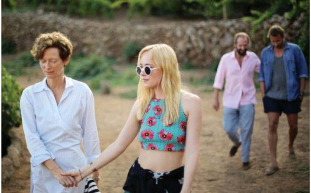 """#GIVEAWAY: ENTER TO WIN ADVANCE PASSES TO SEE """"A BIGGER SPLASH"""""""