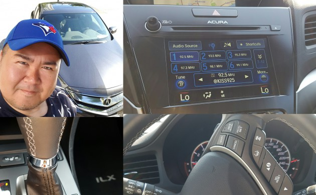 #PRODUCTWATCH: TEST-DRIVING THE 2016 ACURA ILX