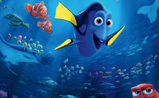 """#BOXOFFICE: """"FINDING DORY"""" MAKES A HUGE SPLASH IN OPENING"""