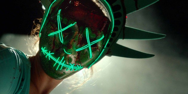 """#REVIEW: """"THE PURGE: ELECTION YEAR"""""""