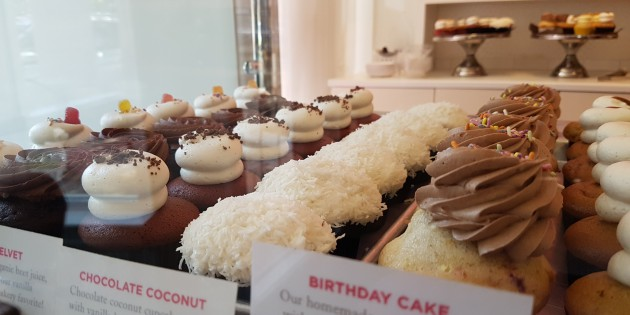 """#SPOTTED: KELLY CHILDS OF """"KELLY'S BAKE SHOPPE"""" IN BURLINGTON"""