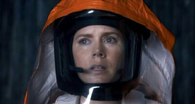"""#GIVEAWAY: ENTER TO WIN ADVANCE PASSES TO SEE """"ARRIVAL"""""""