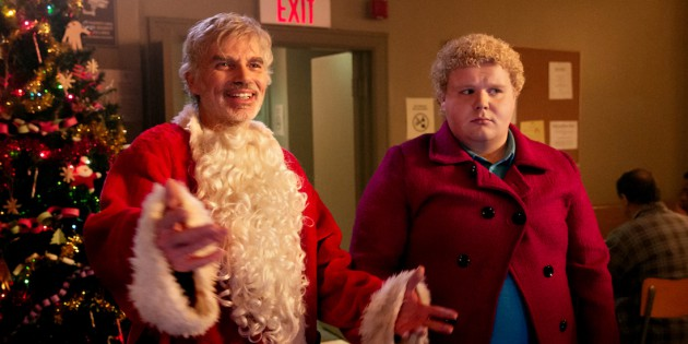 """#GIVEAWAY: ENTER TO WIN ADVANCE PASSES TO SEE """"BAD SANTA 2"""""""