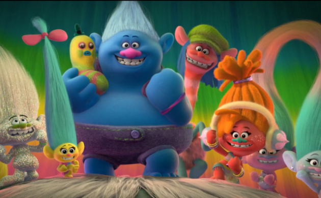 """#GIVEAWAY: ENTER TO WIN ADVANCE PASSES TO SEE """"TROLLS"""""""