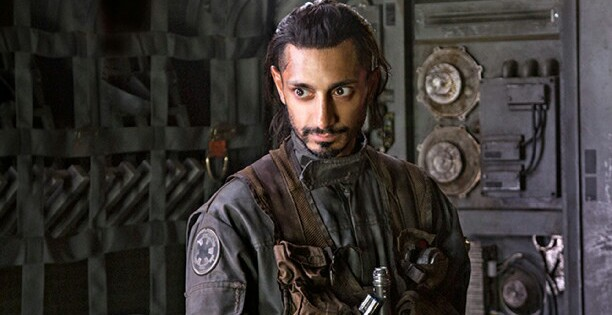 """#SPOTTED: RIZ AHMED IN TORONTO FOR """"STAR WARS: ROGUE ONE"""""""