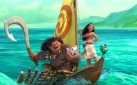 "#BOXOFFICE: ""MOANA"" ON-TOP U.S. THANKSGIVING WEEKEND"