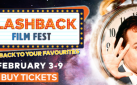 #GIVEAWAY: ENTER TO WIN ADVANCE PASSES TO THE 2017 FLASHBACK FILM FESTIVAL