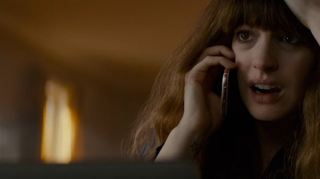 "#FIRSTLOOK: NEW TRAILER FOR ""COLOSSAL"" STARRING ANNE HATHAWAY"
