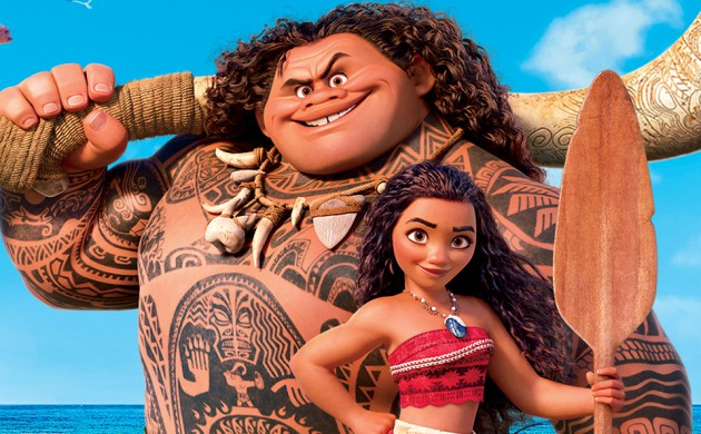 """#GIVEAWAY: ENTER TO WIN A """"MOANA"""" BLU-RAY COMBO PACK"""