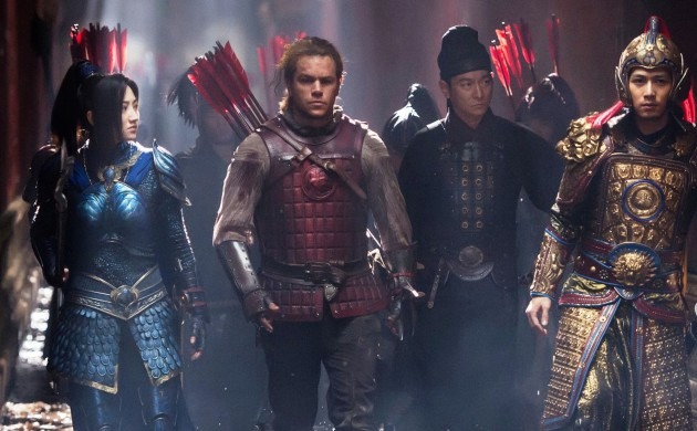"""#GIVEAWAY: ENTER TO WIN ADVANCE PASSES TO SEE """"THE GREAT WALL"""""""