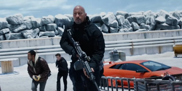 """#BOXOFFICE: """"F8"""" HOLDS ON A THIRD WEEK"""