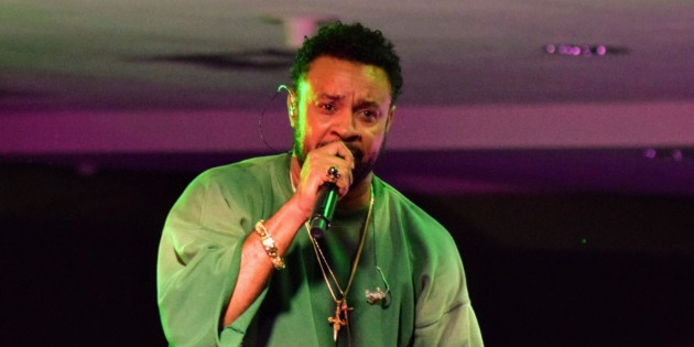 #SPOTTED: SHAGGY IN TORONTO AT WOODBINE CONCERT HALL