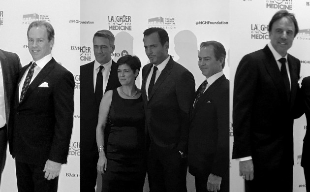 """#SPOTTED: WILL ARNETT, JIM GAFFIGAN + KEVIN NEALON AT """"LAUGHTER IS THE BEST MEDICINE III"""" GALA"""