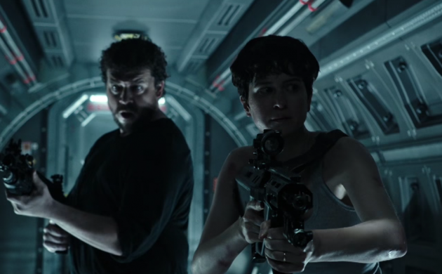 """#BOXOFFICE: """"ALIEN: COVENANT"""" INVADES AT #1"""