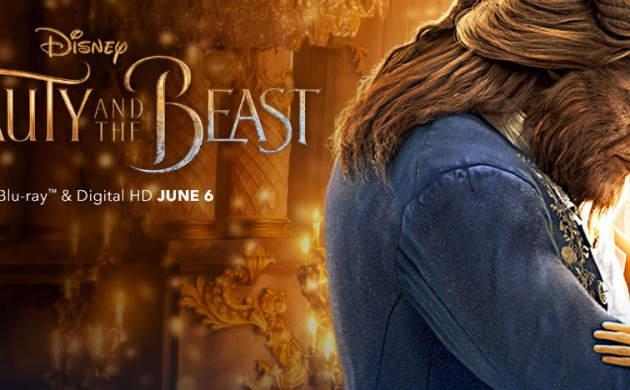 """#GIVEAWAY: ENTER TO WIN DISNEY'S """"BEAUTY AND THE BEAST"""" ON BLU-RAY!"""