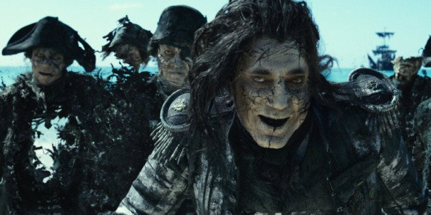 """#REVIEW: """"PIRATES OF THE CARIBBEAN: DEAD MEN TELL NO TALES"""""""