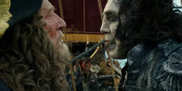"""#BOXOFFICE: """"PIRATES OF THE CARIBBEAN: DEAD MEN TELL NO TALES"""" VERY MUCH ALIVE MEMORIAL DAY WEEKEND"""