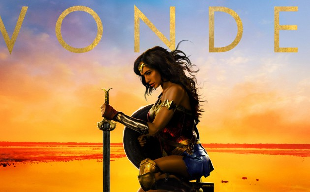 """#GIVEAWAY: ENTER TO WIN OFFICIAL """"WONDER WOMAN"""" MERCHANDISE"""