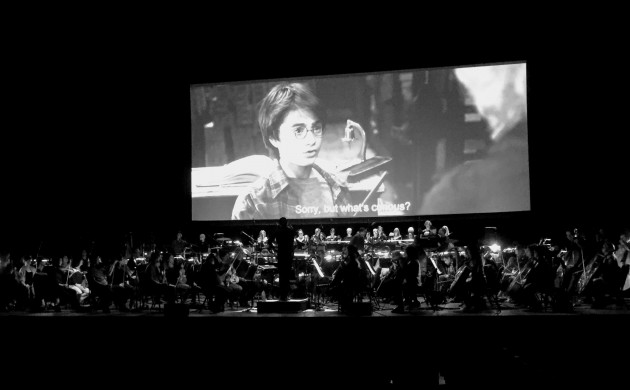 "#FIRSTLOOK: ""HARRY POTTER AND THE PHILOSOPHER'S STONE IN CONCERT"""