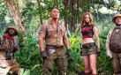 "#FIRSTLOOK: ""JUMANJI: WELCOME TO THE JUNGLE"""