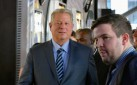"""#SPOTTED: AL GORE IN TORONTO FOR """"AN INCONVENIENT SEQUEL: TRUTH TO POWER"""""""