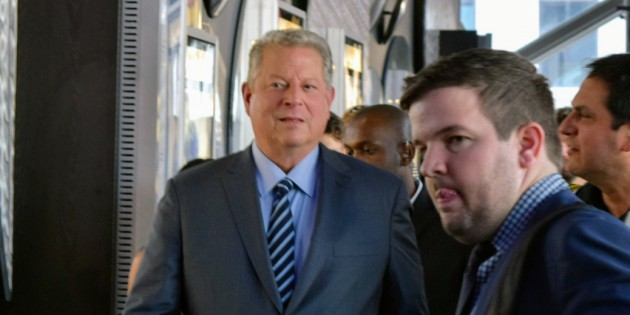 "#SPOTTED: AL GORE IN TORONTO FOR ""AN INCONVENIENT SEQUEL: TRUTH TO POWER"""