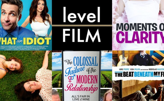 #GIVEAWAY: ENTER TO WIN A levelFILM PRIZE PACK OF iTUNES DOWNLOADS!