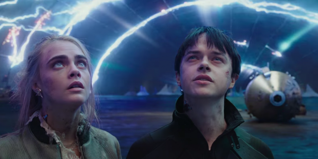"#REVIEW: ""VALERIAN AND THE CITY OF A THOUSAND PLANETS"""