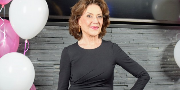"#SPOTTED: KELLY BISHOP OF ""DIRTY DANCING"" IN TORONTO FOR CINEPLEX'S ONE NIGHTERS"