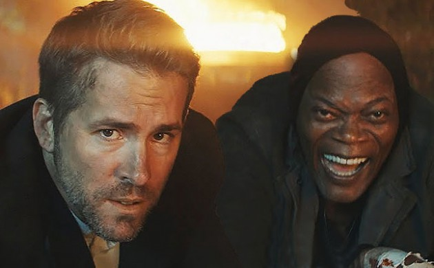 "#BOXOFFICE: ""THE HITMAN'S BODYGUARD"" FIRES IN DEBUT"