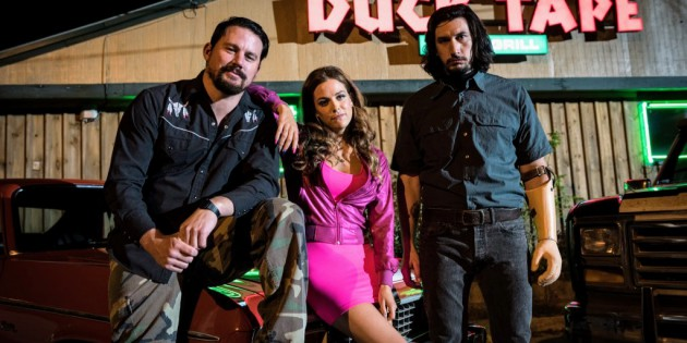 "#REVIEW: ""LOGAN LUCKY"""