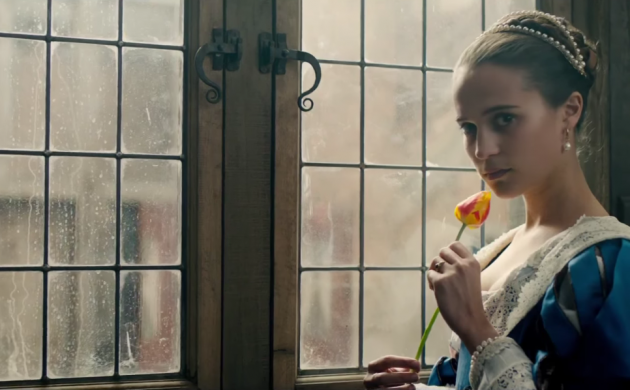 "#GIVEAWAY: ENTER TO WIN ADVANCE PASSES TO SEE ""TULIP FEVER"""