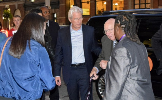 #TIFF17: DAY EIGHT SIGHTINGS – RICHARD GERE, WALTON GOGGINS, JASON ISAACS
