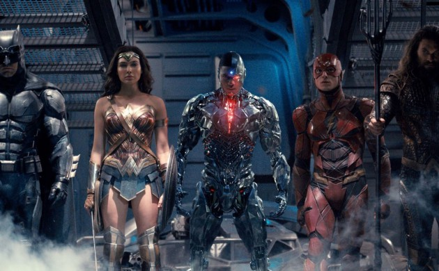 "#BOXOFFICE: ""JUSTICE"" IS IN ANOTHER LEAGUE IN OPENING"